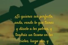 Si quieres ser perfecto